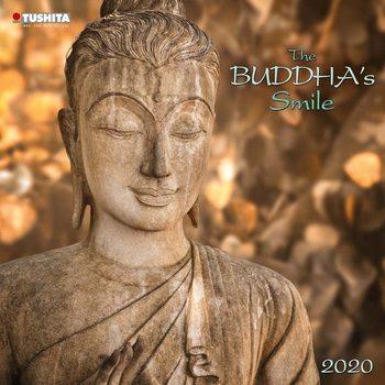 Calendário 2020  The Buddha's Smile