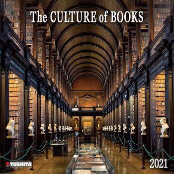 Calendário 2021 The Culture of Books