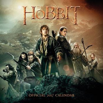 Calendário 2017 The Hobbit