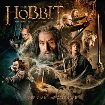 Calendário 2018 The Hobbit