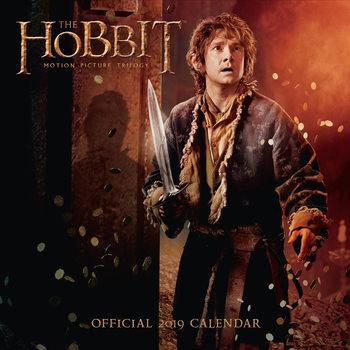 Calendário 2019  The Hobbit