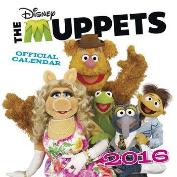Calendário 2018  The Muppets