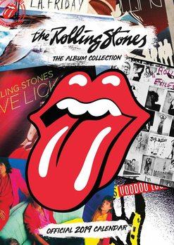 Calendário 2020  The Rolling Stones