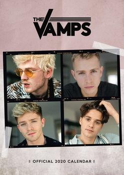 Calendário 2020  The Vamps