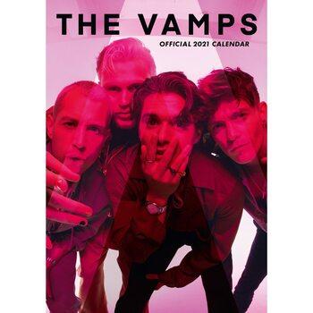 Calendário 2021 The Vamps
