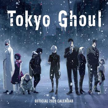 Calendário 2020  Tokyo Ghoul