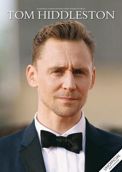 Calendário 2018 Tom Hiddleston