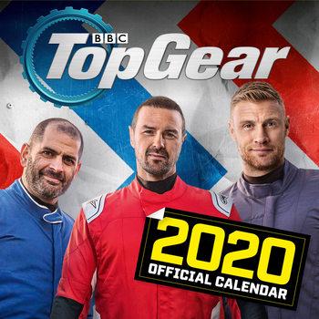 Calendário 2020  Top Gear