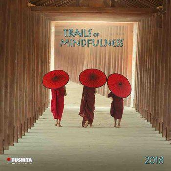 Calendário 2018 Trails of Mindfulness