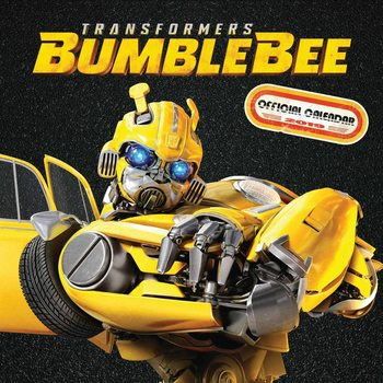 Calendário 2019  Transformers – Bumblebee