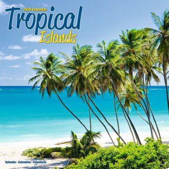 Calendário 2020  Tropical Islands