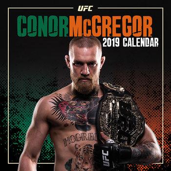 Calendário 2019  UFC: Conor McGregor