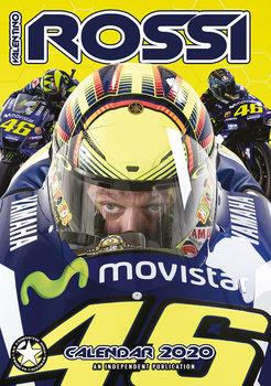 Calendário 2020  Valentino Rossi