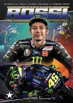Calendário 2021 Valentino Rossi