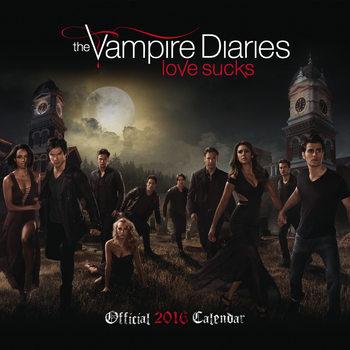 Calendário 2019  Vampire Diaries