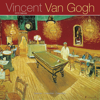 Calendário 2019  Van Gogh