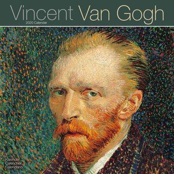 Calendário 2020  Van Gogh