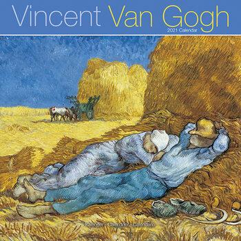 Calendário 2021 Van Gogh