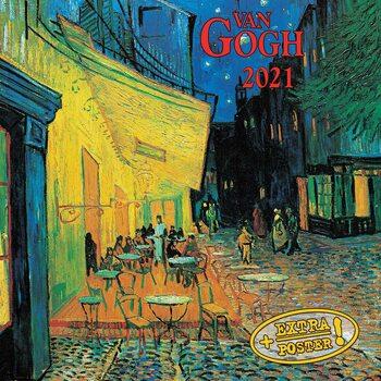 Calendário 2021 Vincent van Gogh