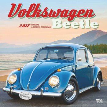 Calendário 2017 Volkswagen - Beetle