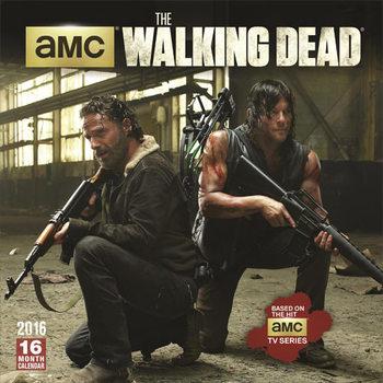 Calendário 2021 Walking Dead™
