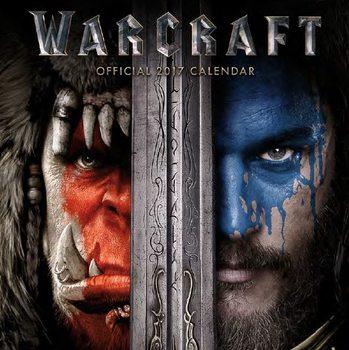Calendário 2017 WarCraft