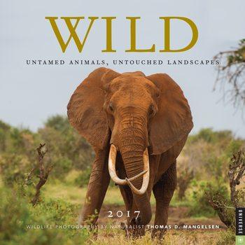 Calendário 2017 Wild Nature