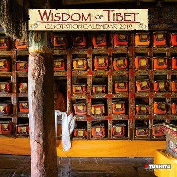 Calendário 2019  Wisdom of Tibet