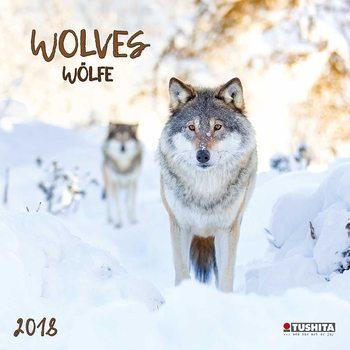 Calendário 2018 Wolves