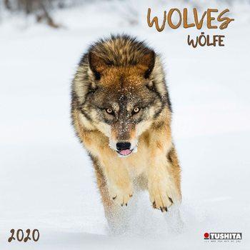 Calendário 2020  Wolves