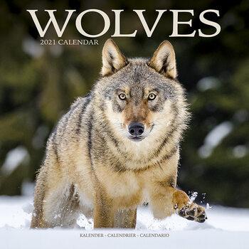 Calendário 2021 Wolves
