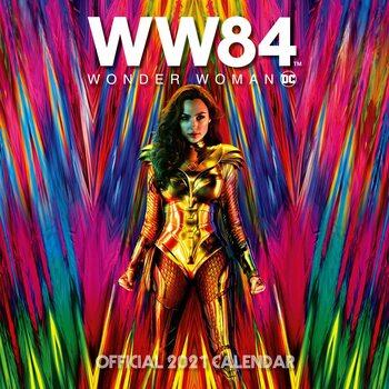 Calendário 2021 Wonder Woman - Movie
