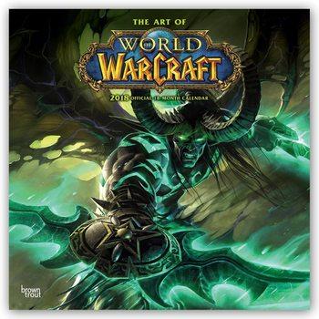Calendário 2018 World of Warcraft