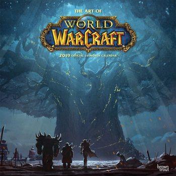 Calendário 2019  World Of Warcraft
