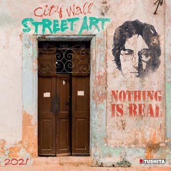 Calendário 2021 World Street Art