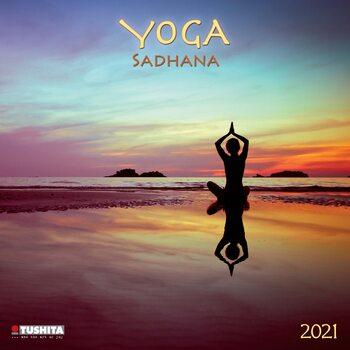 Calendário 2021 Yoga Sadhana