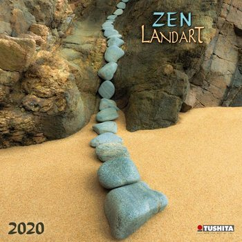 Calendário 2020  Zen Landart