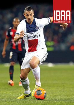 Calendário 2018 Zlatan Ibrahimović