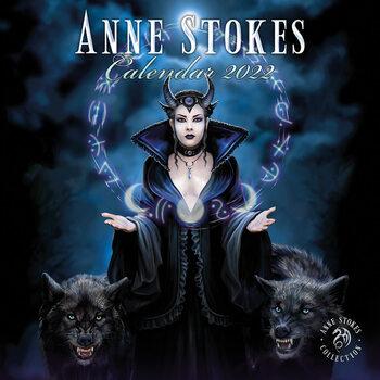 Calendário 2022 Anne Stokes