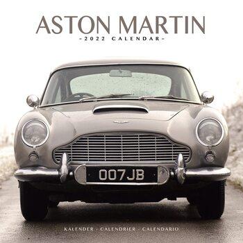 Calendário 2022 Aston Martin