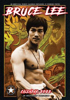 Calendário 2022 Bruce Lee