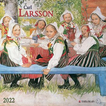 Calendário 2022 Carl Larsson