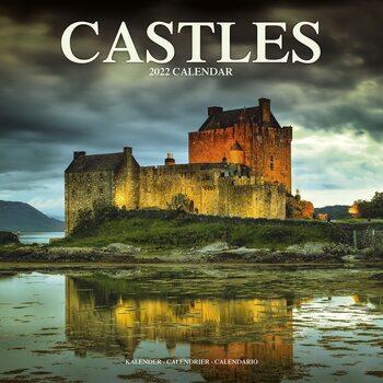 Calendário 2022 Castles