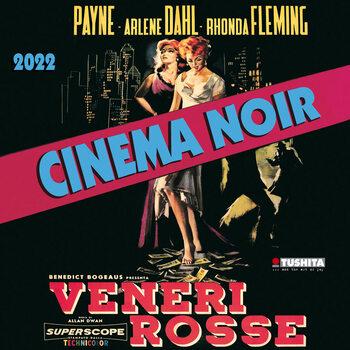 Calendário 2022 Cinema Noir