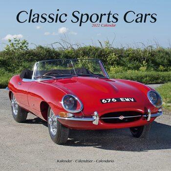 Calendário 2022 Classic Sports Cars