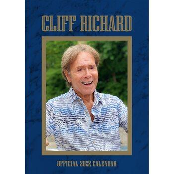 Calendário 2022 Cliff Richard