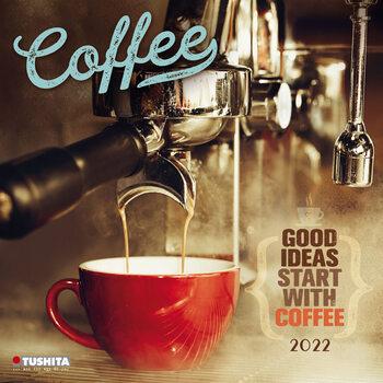 Calendário 2022 Coffee
