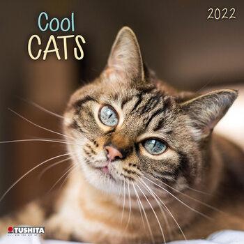 Calendário 2022 Cool Cats