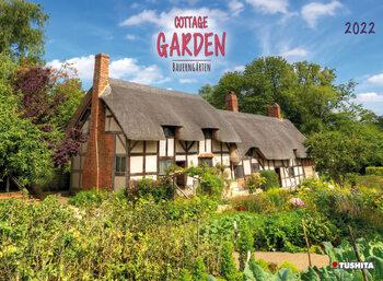 Calendário 2022 Cottage Garden