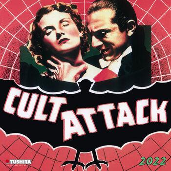 Calendário 2022 Cult Attack